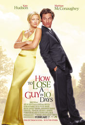 Poster How to Lose a Guy in 10 Days