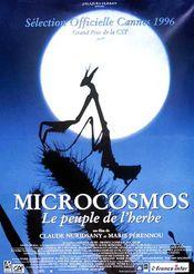 Poster Microcosmos: Le peuple de l'herbe