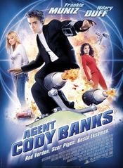 Poster Agent Cody Banks