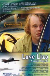 Poster Love Liza