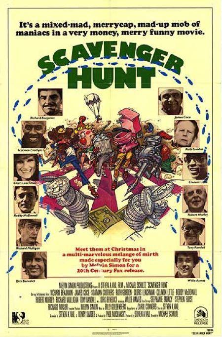 Scavenger Hunt - Goana dupa avere (1979) - Film - CineMagia.ro