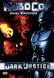 Poster Robocop: Prime Directives