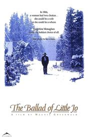 Poster The Ballad of Little Jo