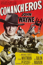 Poster The Comancheros