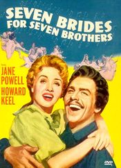 Poster Seven Brides for Seven Brothers