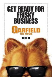 Poster Garfield: The Movie