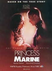 Poster The Princess and the Marine