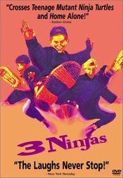 Poster 3 Ninjas