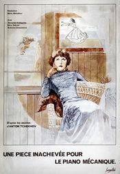 Poster Neokonchennaya pyesa dlya mekhanicheskogo pianino