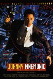 Poster Johnny Mnemonic