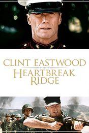 Poster Heartbreak Ridge