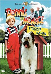 Poster Dennis the Menace Strikes Again