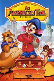 Poster An American Tail