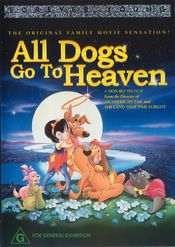 Poster All Dogs Go to Heaven