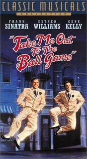 Poster Take Me Out to the Ball Game