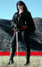 Poster Queen of Swords