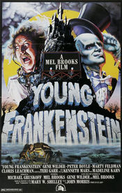 Poster Young Frankenstein