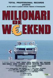 Poster Milionari de weekend