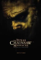 Poster The Texas Chainsaw Massacre