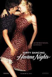 Poster Havana Nights: Dirty Dancing 2