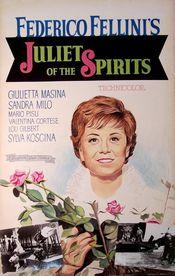 Poster Giulietta degli spiriti