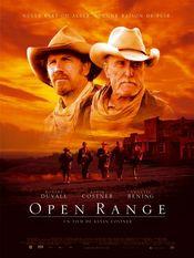 Poster Open Range