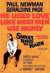 Poster Sweet Bird of Youth