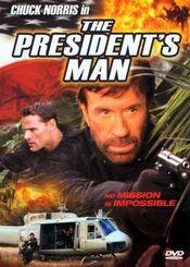 Poster The President's Man