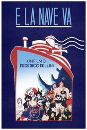 Poster E la nave va