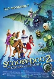 Poster Scooby-Doo 2: Monsters Unleashed