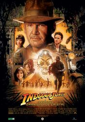 Poster Indiana Jones and the The Kingdom of the Crystal Skull