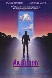 Poster Mr. Destiny