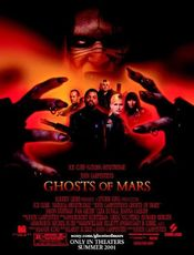 Poster Ghosts of Mars