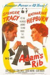 Poster Adam's Rib