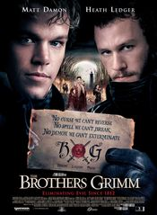 Poster The Brothers Grimm