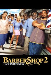 Poster Barbershop 2: Back in Business