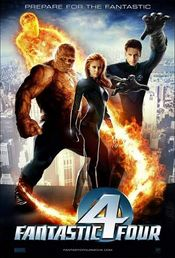 Poster Fantastic Four