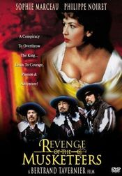 Poster La Fille de d'Artagnan