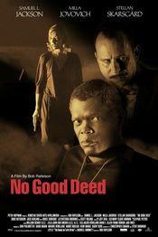 Poster No Good Deed