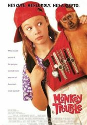 Poster Monkey Trouble