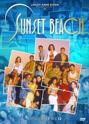 Poster Sunset Beach