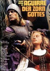 Poster Aguirre, der Zorn Gottes