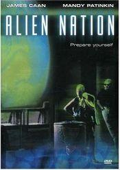 Poster Alien Nation