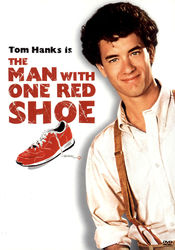 Poster The Man with One Red Shoe