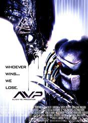 Poster AVP: Alien vs. Predator