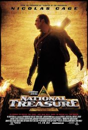 Poster National Treasure