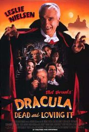 Poster Dracula: Dead and Loving It