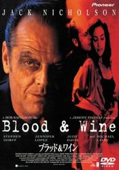 Poster Blood and Wine