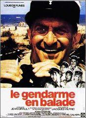 Poster Le Gendarme en balade