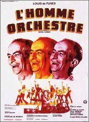 Poster L'Homme orchestre
